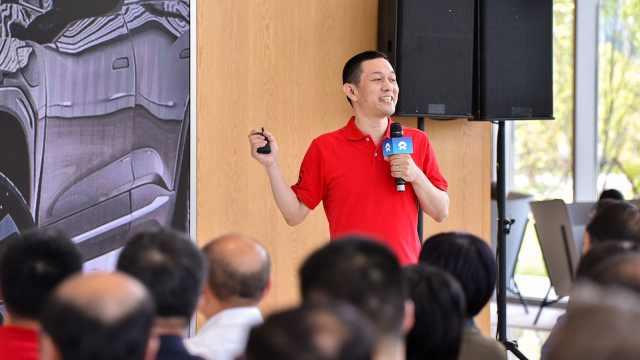 李斌:有能力保障每辆车在中国使用