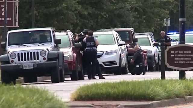 美國弗吉尼亞發生槍擊案致11死6傷