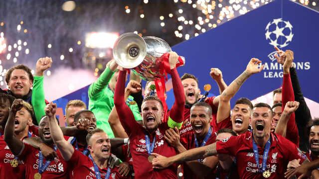 重回巅峰!利物浦时隔14年赢得欧冠