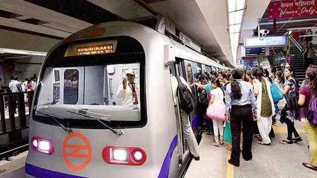 印度首都女性乘坐地铁公交将免费