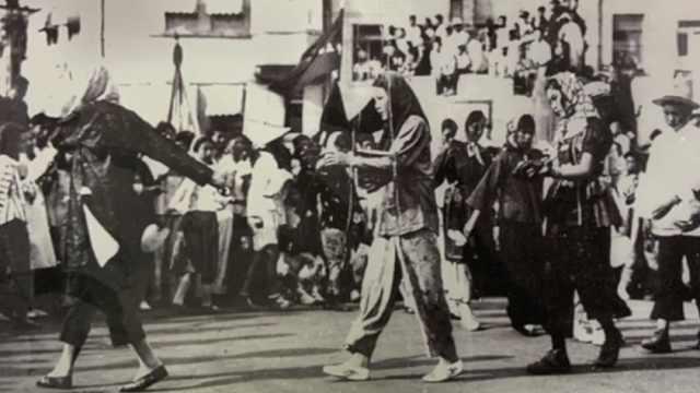 亲历青岛解放:13万人游行庆祝