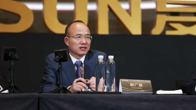 郭广昌谈退休:我需要复星这份工作
