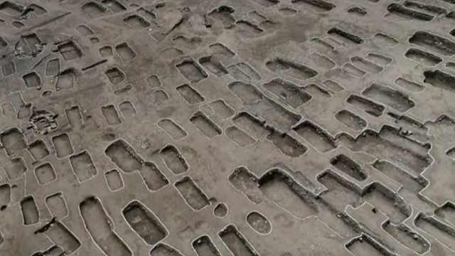 韩国发现千年古墓群,出土万件文物