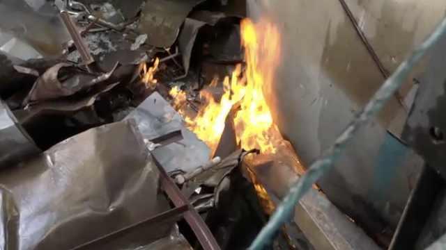 印工厂锅炉爆炸,两中国工程师遇难