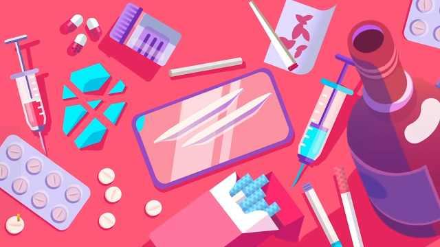 新研究:性格会影响是否易吸毒上瘾