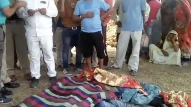 印度高温,4名老人坐火车被热死