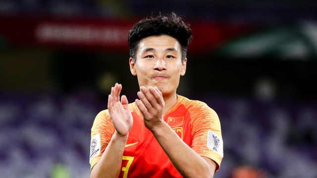 武磊谈国足连胜:年轻球员要站出来