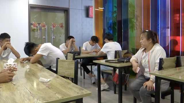 6高考生困酒店电梯,错过英语考试
