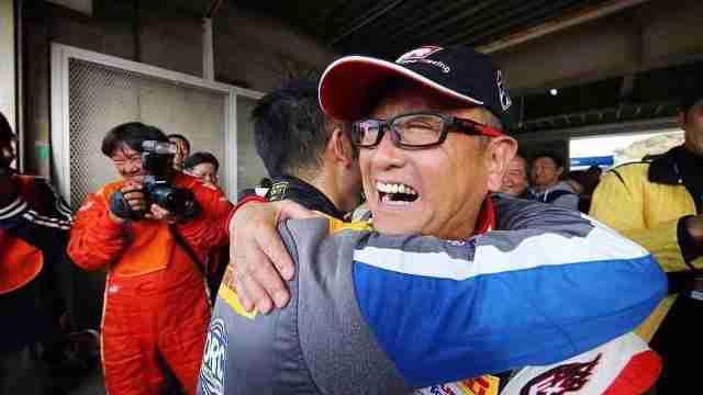硬核老板,丰田章男试顶级赛车