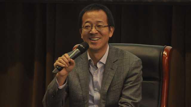 俞敏洪:新东方员工就像我孩子一样