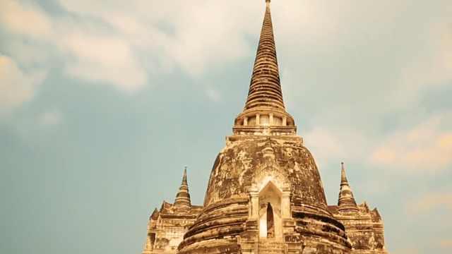 泰国遗址大城府旅游攻略