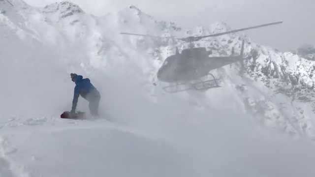 雪崩!两名中国登山者巴基斯坦遇难