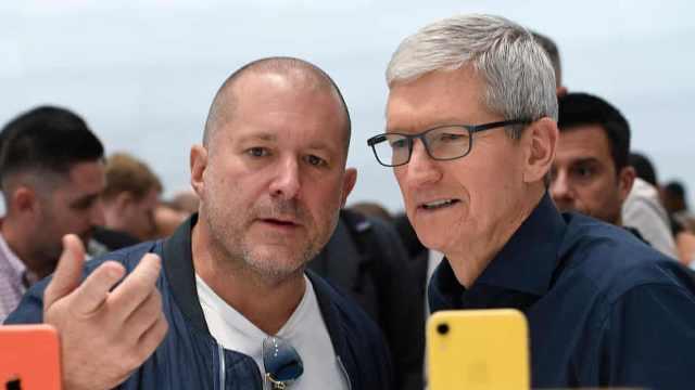 首席设计师将离职,苹果股票下跌