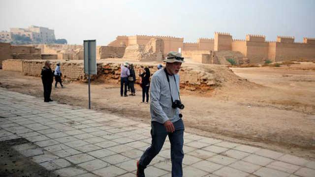 巴比伦古城遗址入选世界遗产名录