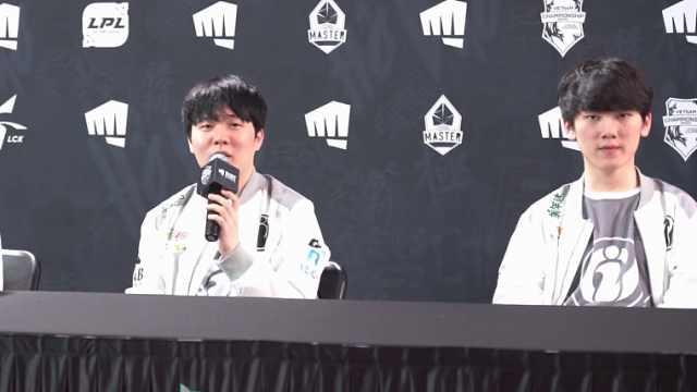 Rookie:刚打完下来的时候出一身汗