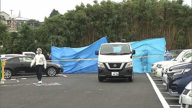 日停车场现中国女子遗体:多处刀伤