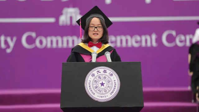 国家贫困县来的清华毕业生精彩演讲
