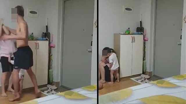 韩男子暴打越南妻:其他男人也这样