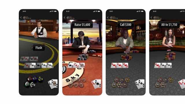 新版德州扑克重返iPhone