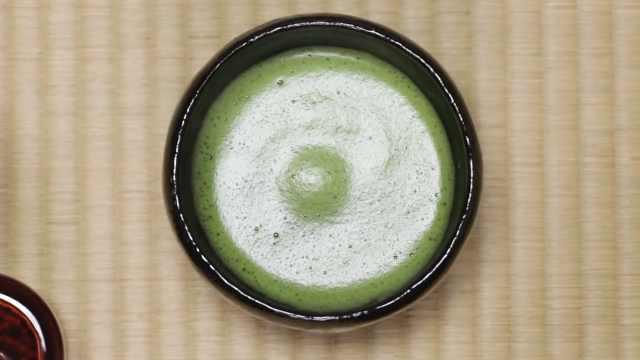 日本科学家:喝抹茶或能减轻焦虑