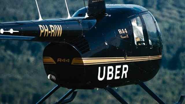 Uber直升机飞的在纽约完成首飞