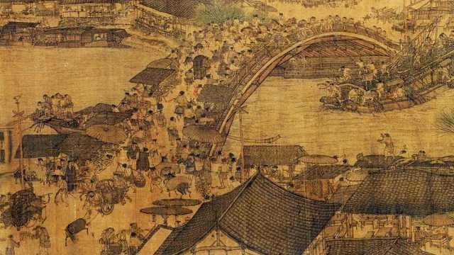 清明上河图描绘的,竟是北宋危机?