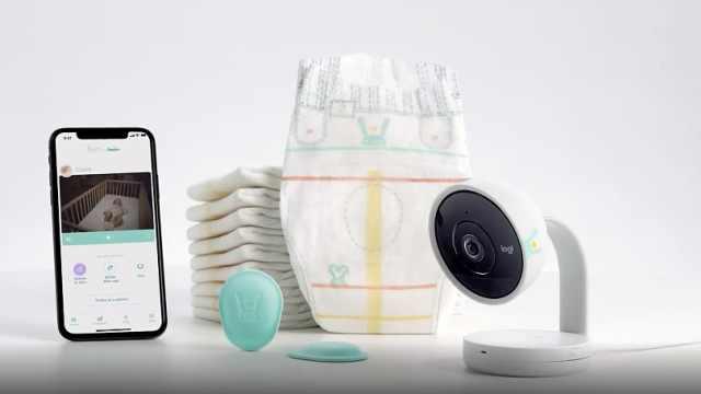 尿布也智能了,能用手机知道换尿片