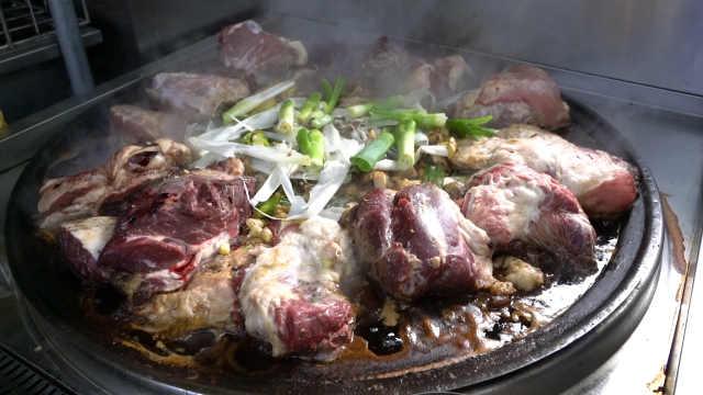 清朝味道牛肉面,一锅老汤传承至今