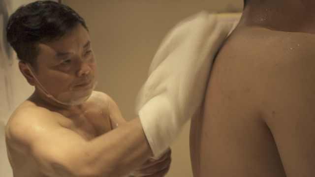 搓澡师:月入过万,搓出扬州三套房