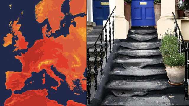 欧洲40度+!比利时1833年来最高温