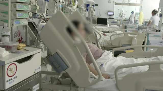 女孩熬夜8天进ICU:常打游戏不睡觉
