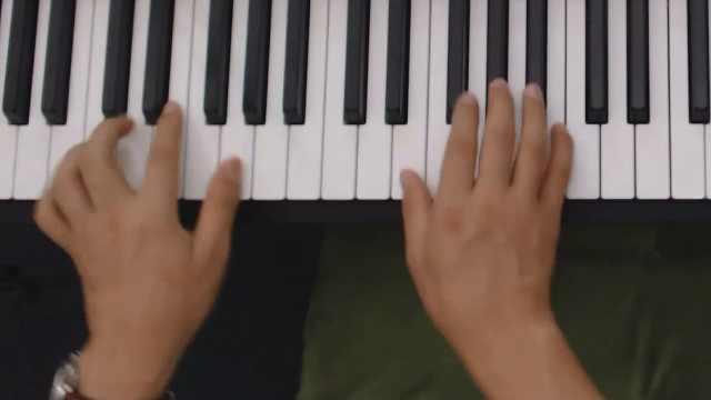 薛之谦新歌《慢半拍》钢琴教学