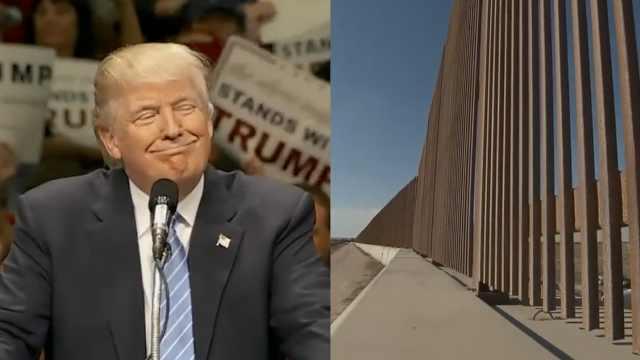 美国最高法院批准特朗普建墙资金