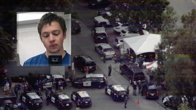 美枪击案嫌犯19岁,疑信奉白人至上