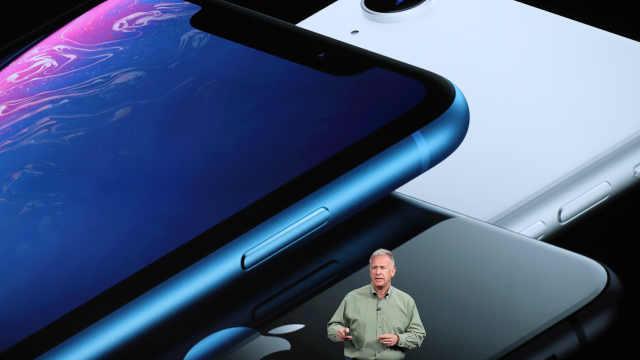 库克回应苹果收购英特尔手机芯片