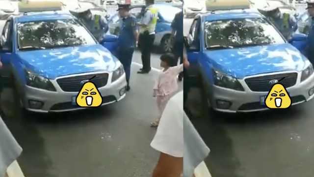 出租车乱收费威胁乘客:投诉别下车