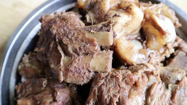 老字号骨肉汤,一锅老汤煮了36年