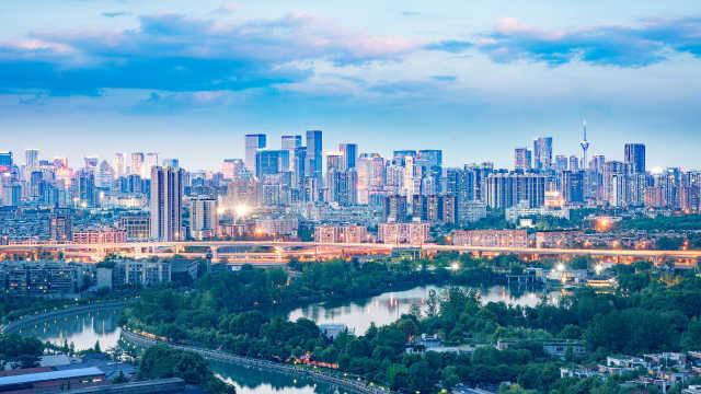 中国最休闲城市排行榜!上海第一