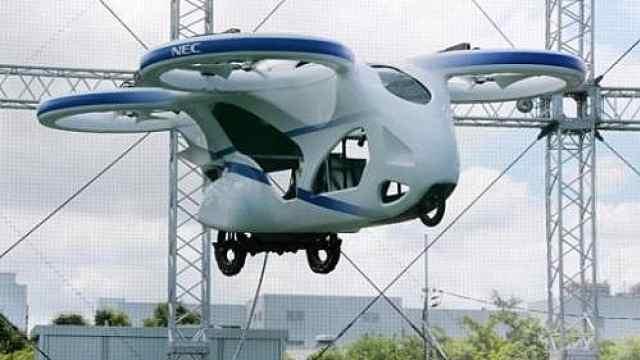 飞行汽车?日本玩车文化脑路清奇