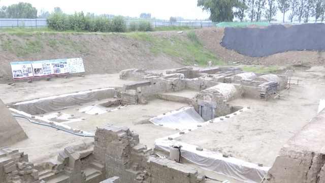 很阔气! 济南最大汉代画像石墓现身