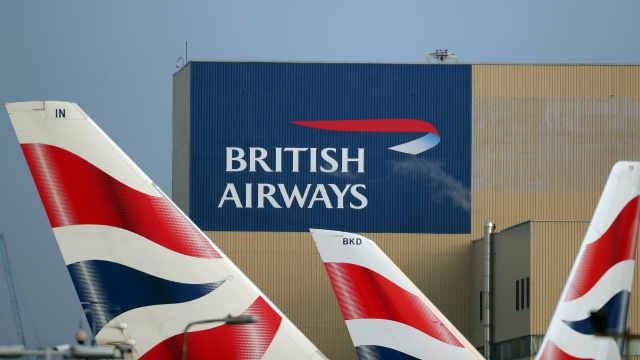 英航突现系统故障取消100多个航班