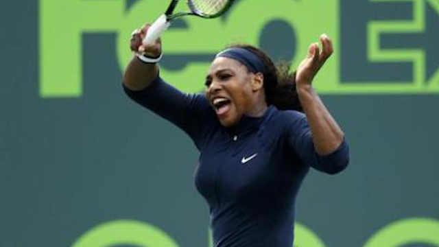 2019女运动员收入榜单前十都打网球