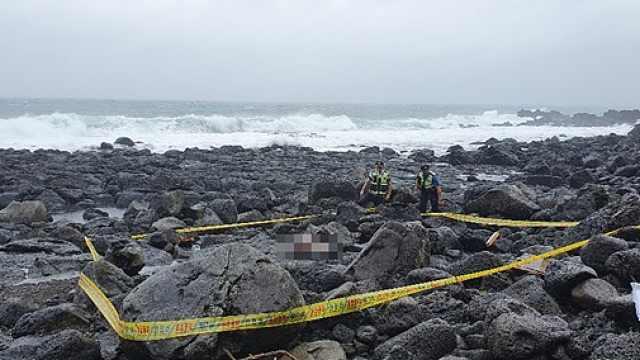 韩国济州岛海边现中国女性遗体