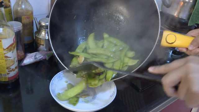 牲口吃的青豆瓣,如今成餐桌美食