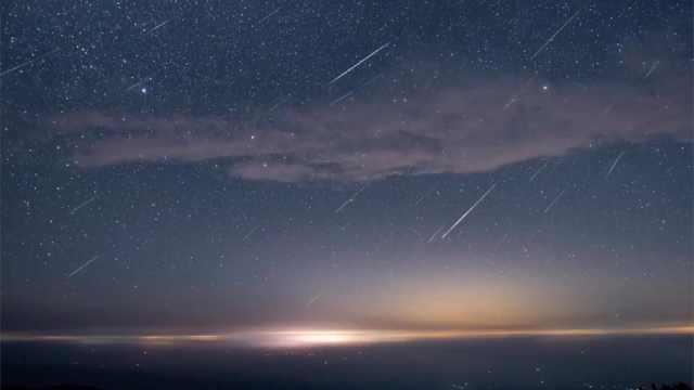 许愿时间到!英仙座流星雨将迎极值