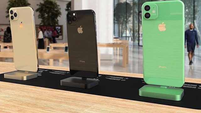 iPhone 11全曝光9月10日发布