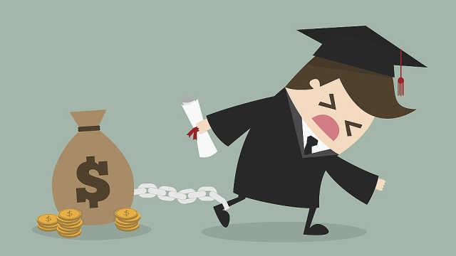 美联储报告:学生贷款违约增长惊人