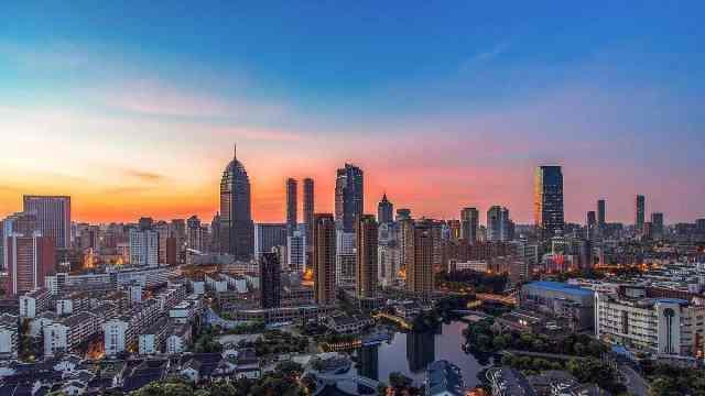 二线城市强势崛起,有你的家乡吗?