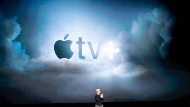 苹果投入超过60亿美元做原创节目