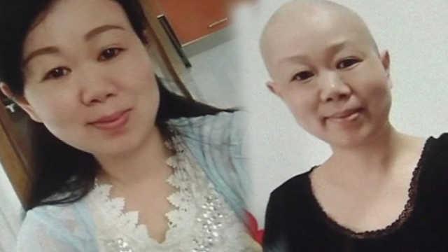 致敬!女子患癌欲捐角膜:只剩它能捐